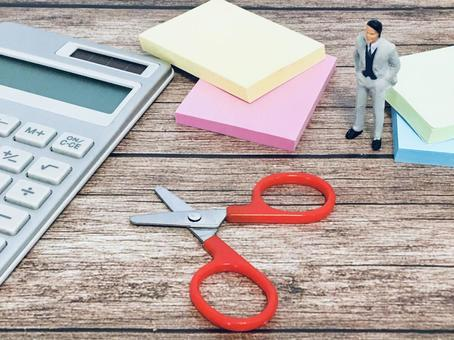 Simulate and consider various ways to cut costs
