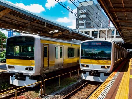 Sobu Line E231 series