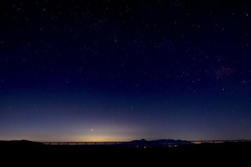 夏日星空0802