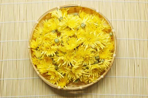 Food chrysanthemum