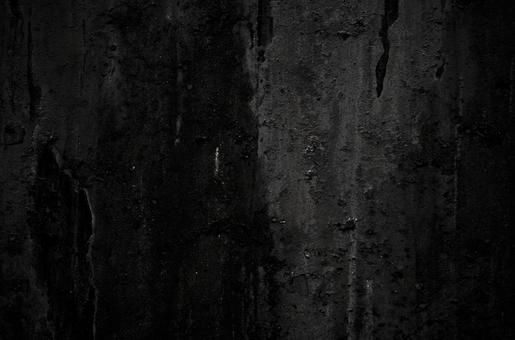 Black antique concrete_grunge background material