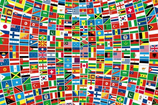 Flag of the world 2