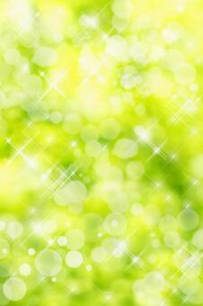 Green texture freshly