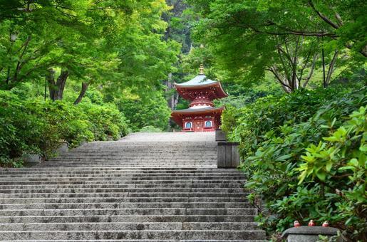 夏季的勝寺寺7
