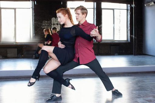 Dancing in a duet 23