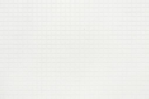 白いモザイクタイル