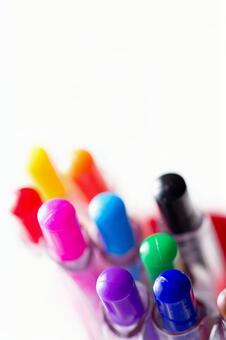 다채로운 볼펜