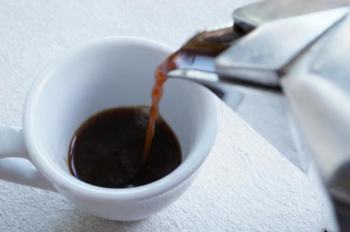 倒意式濃縮咖啡