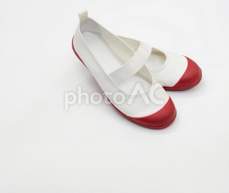上靴をエレガントに置いてみたの写真