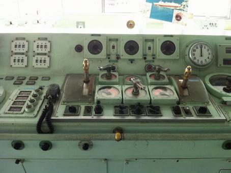 Ship cockpit 3