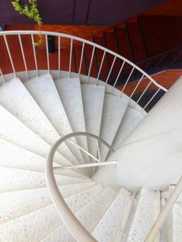 Stairs 18 - spiral staircase