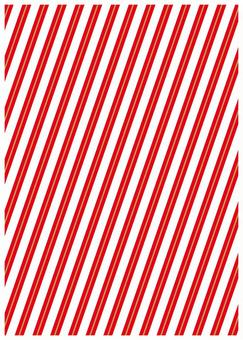 Texture diagonal line red