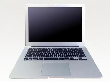 Laptop computer with Kirinuki path