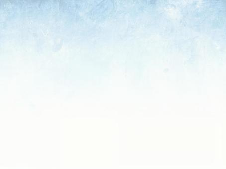 Watercolor background texture blue gradation