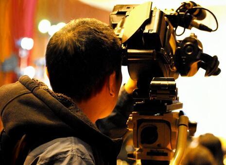 텔레비전 카메라맨