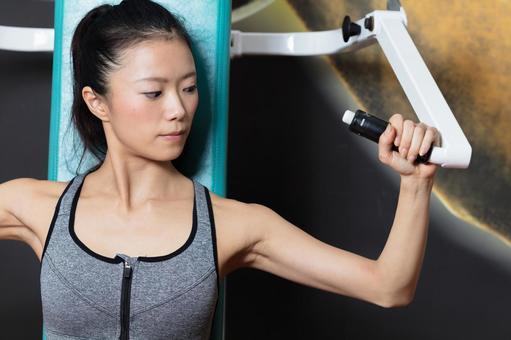 Fitness gym women