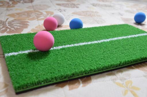 Practice mat