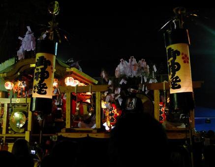 Fall Festival landscape (3) Danjiri