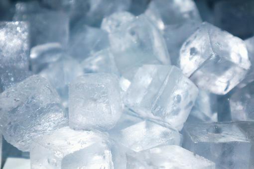 제빙기 중 얼음 이미지