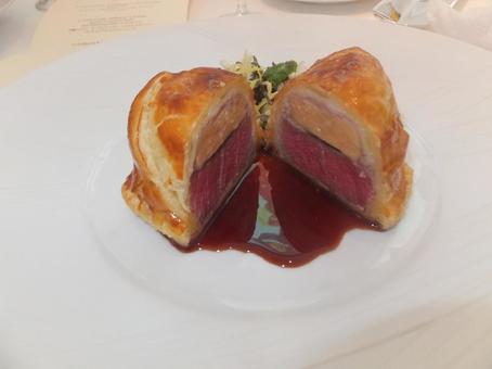 Foie gras food