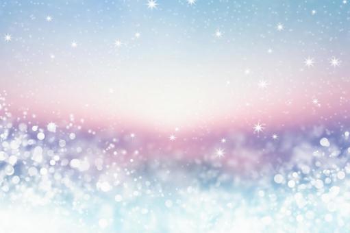 背景球散景圓散景紋理閃光藍色