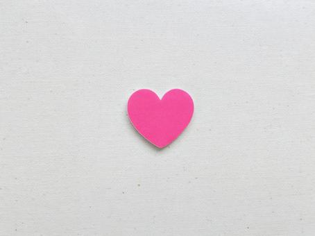 Heart parts_white cross background