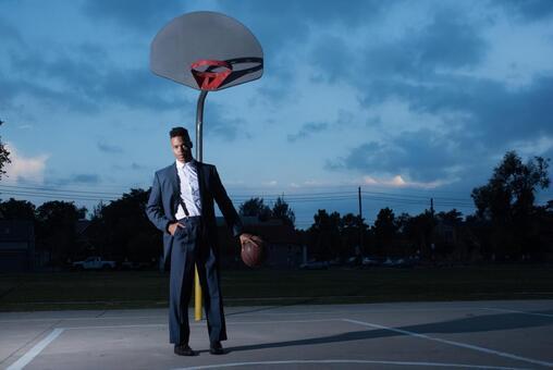 Foreigners who play basketball 28