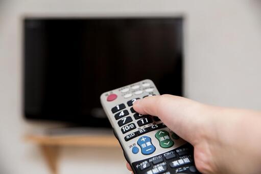 TV remote control image 02