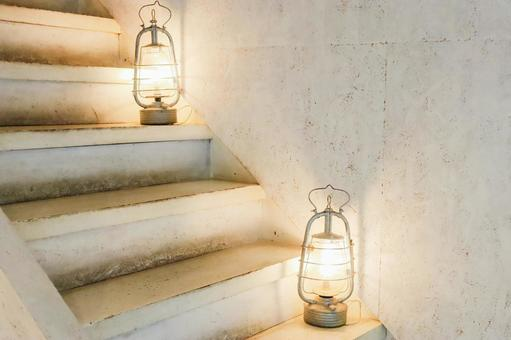 Lamps and stairs ⑤