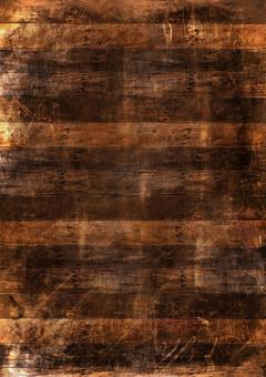 Dense wood grain material
