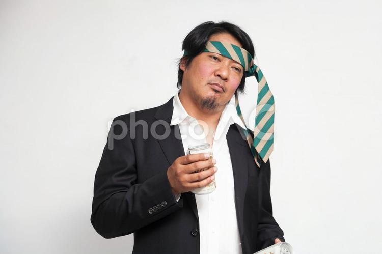 酔っぱらった上司7の写真