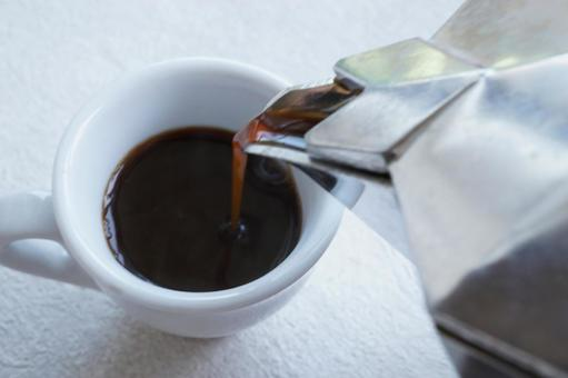 倒意式濃縮咖啡2