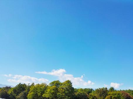 Sunny sky (background) 0511
