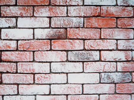 빈티지 모자이크 벽돌 배경