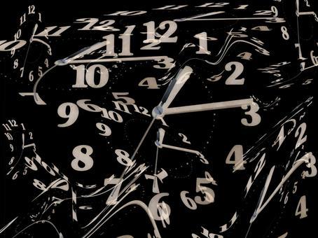 왜곡 시간