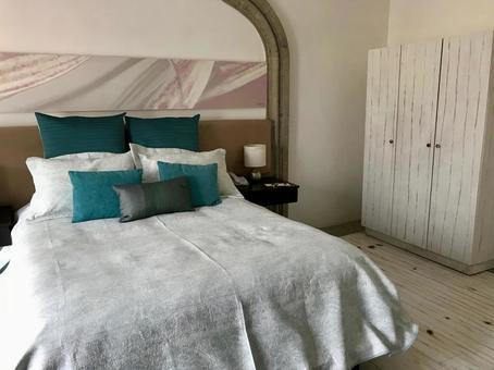 Overseas bedroom