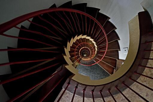 Spiral stage