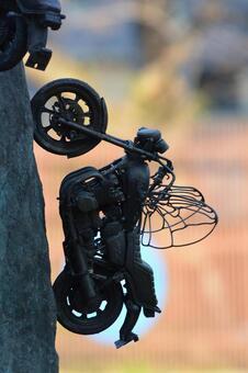 Motorbike objects