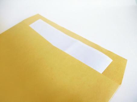 갈색 봉투에 들어있는 서류