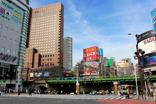 Shinjuku Great Guard ①