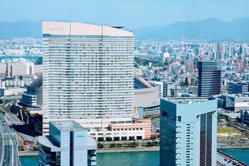 후쿠오카의 풍경