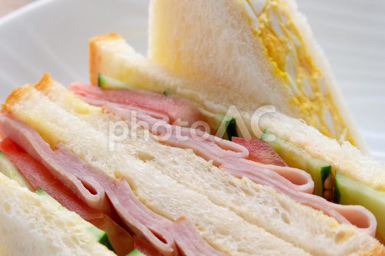 サンドイッチ 1の写真