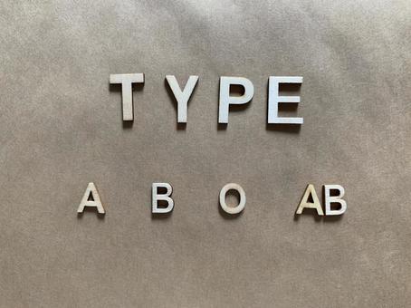 Blood type 1