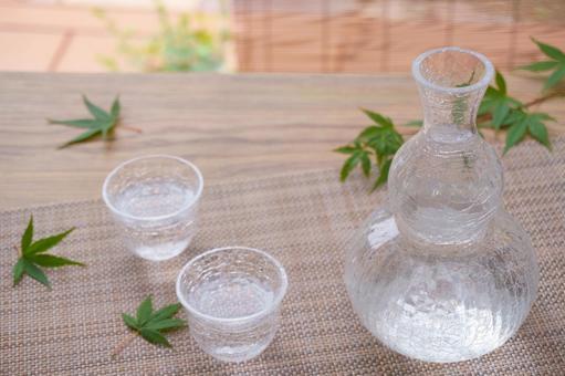Sake cold sake
