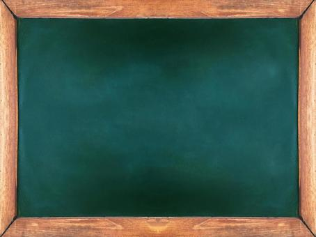Green blackboard background material