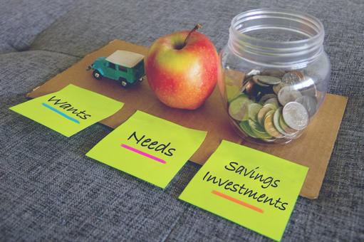 Investment / Saving Consumption Waste How to use money 3