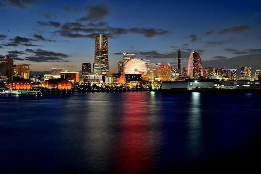 Yokohama Great Pier