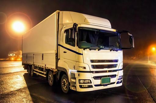 Midnight truck