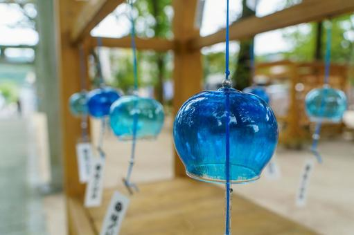 Japanese cool wind chimes