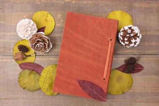 수첩과 낙엽 4